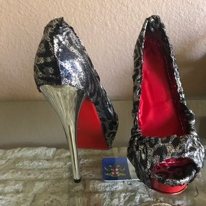 *This listing is not for sale* Custom high heels